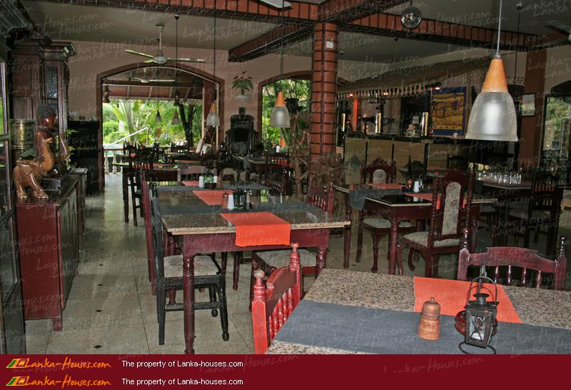 Hotel Flower Garden Unawatuna Galle South Sri Lanka