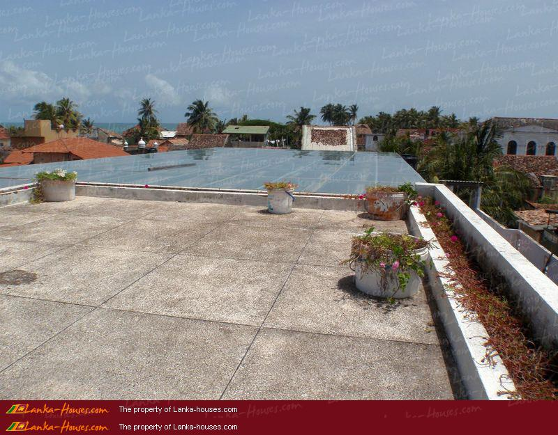 Rooftop unawatuna