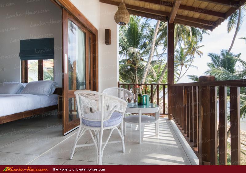 Skinny Beach House Unawatuna Galle South Sri Lanka