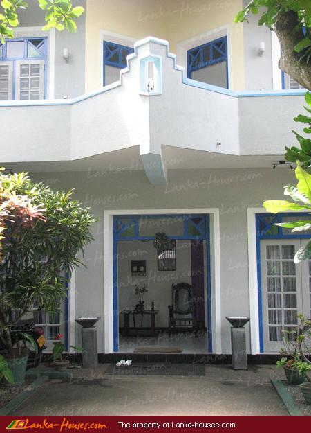 Blue Ocean Villa Hikkaduwa Galle South Sri Lanka