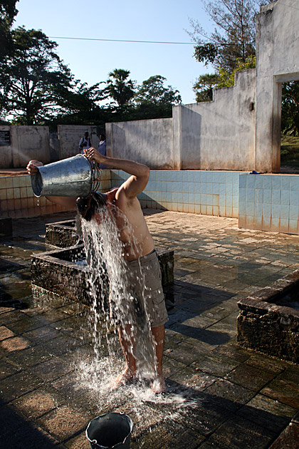 Kanniyai Hot Wells in Trincomalee
