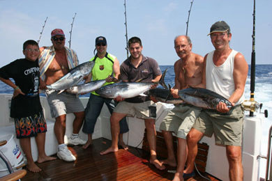Deep Sea Fishing in Bentota