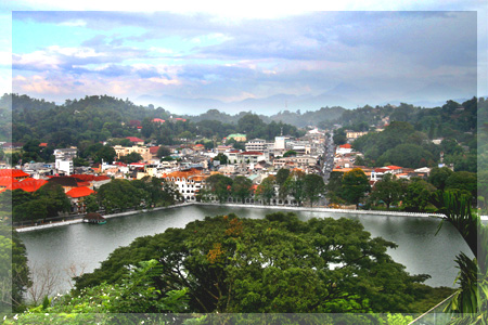 Канди, Kandy City Tour
